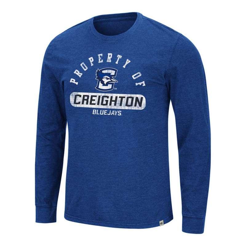 Colosseum Creighton Bluejays High Fives Long Sleeve Shirt