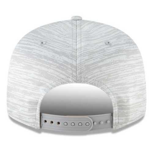 New Era Kansas City Chiefs Road Sideline Snapback Hat