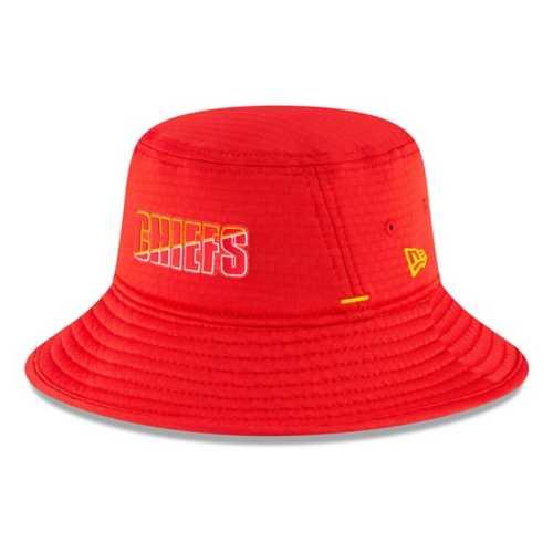New Era Kansas City Chiefs Summer Sideline Bucket Hat