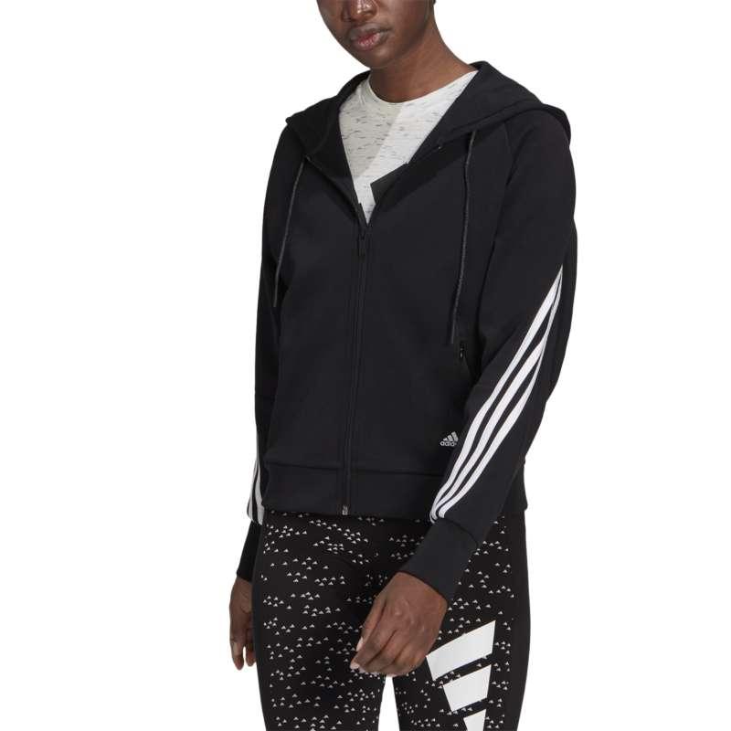 Women's adidas Sportswear Wrapped 3-Stripes Full-Zip