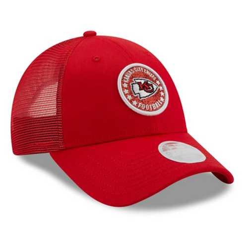 New Era Women Kansas City Chiefs Sparkle Hat