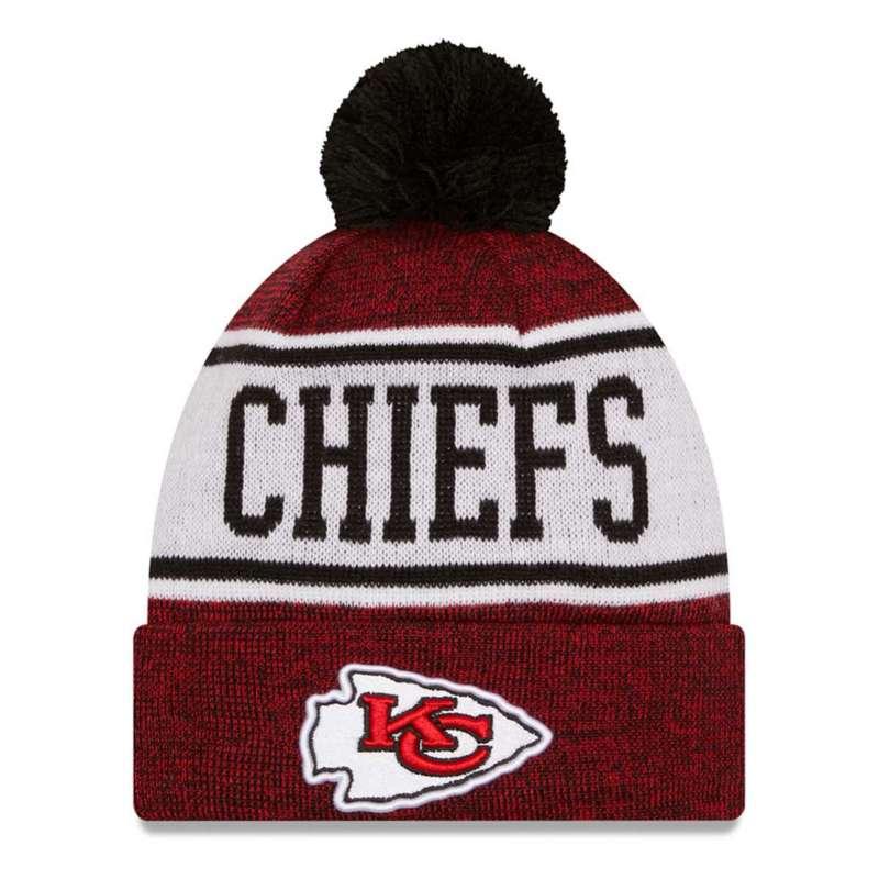 New Era Kansas City Chiefs Banner Beanie