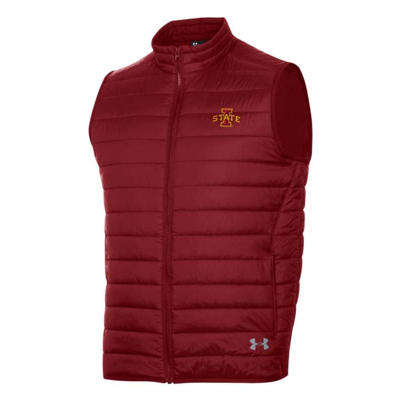 Under Armour Iowa State Cyclones GD Puffer Vest
