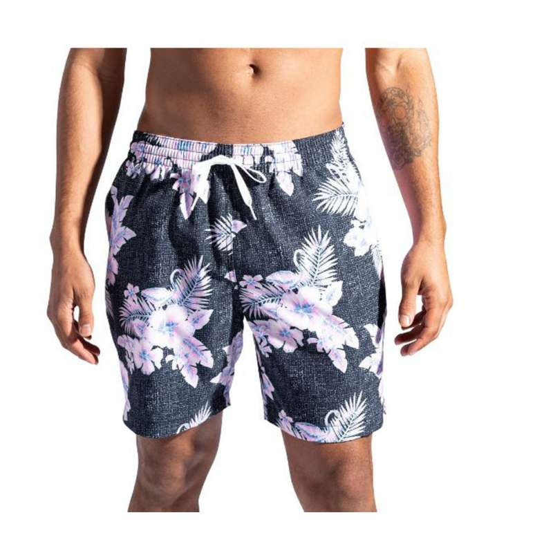 Men's Chubbies Pink About It Stretch Swim Trunks