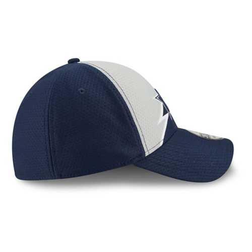 New Era Kids' Dallas Cowboys Bolt 39Thirty Stretch Fit Hat