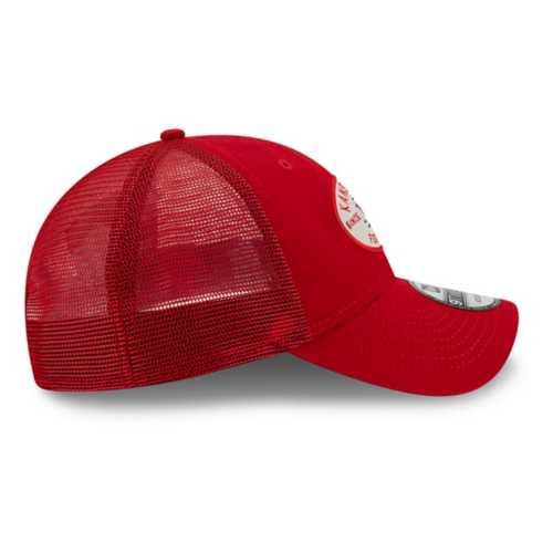 New Era Kansas City Chiefs Trucker 9Twenty Snapback Hat