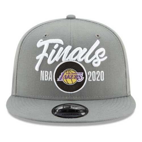 New Era Los Angeles Lakers Finals 9Fifty Snapback Hat