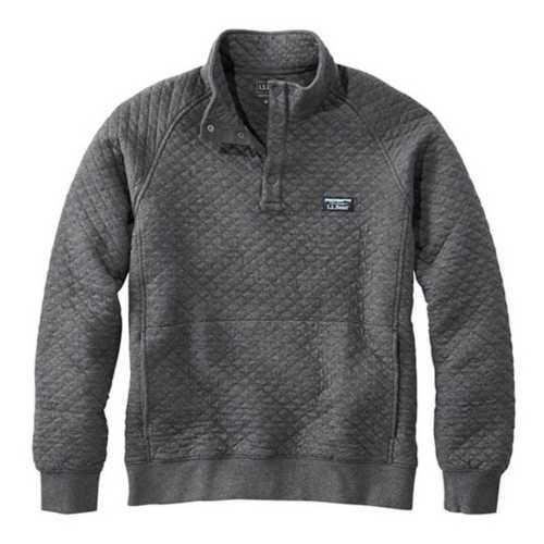 Men's L.L.Bean Quilted Sweatshirt