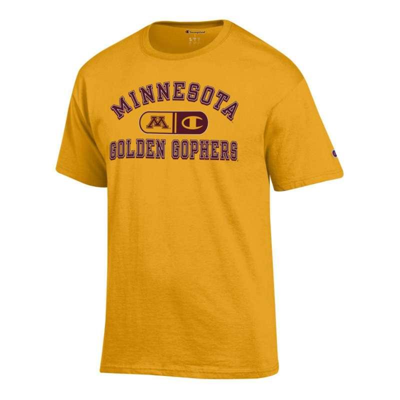 Champion Minnesota Golden Gophers Fresh Arch T-Shirt