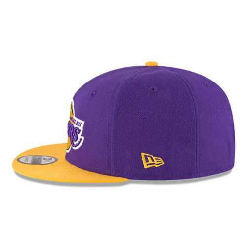 New Era Los Angeles Lakers 2020 Finals Champions 9Fifty Snapback Hat