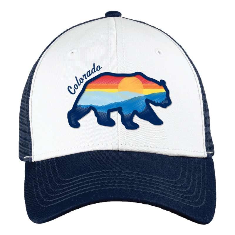 Blue 84 Seaway Colorado Bear Snapback