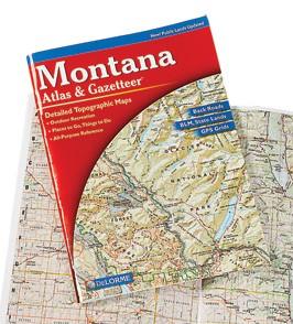 DeLorme Iowa Atlas and Gazetteer