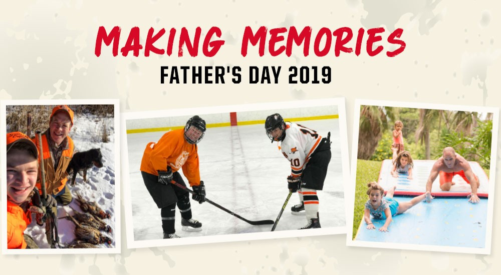 Making Memories  |  Happy Father