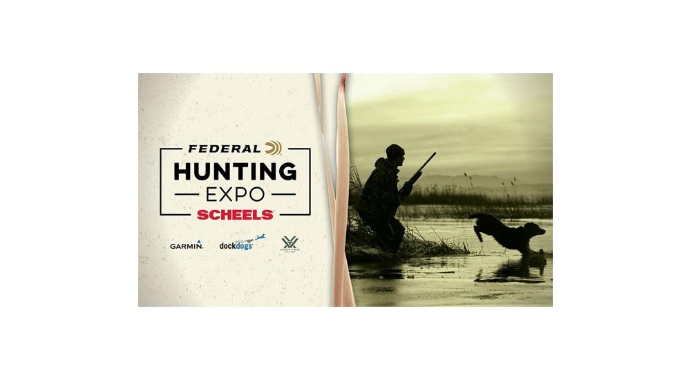 Fargo SCHEELS Hunting Expo