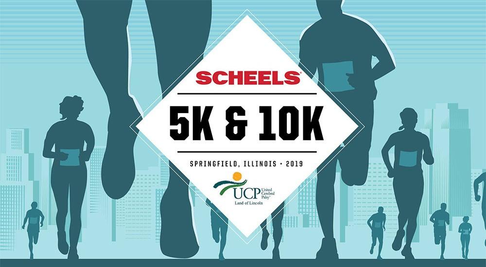 Scheels 5K/10K Charity Run