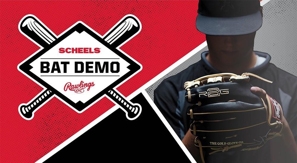 Des Moines SCHEELS Bat Demo