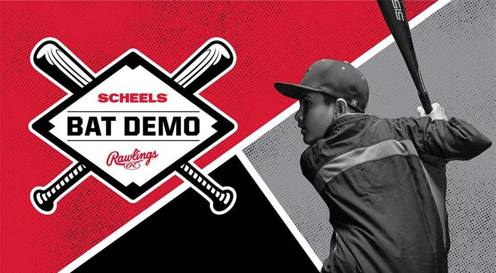 Appleton SCHEELS Bat Demo