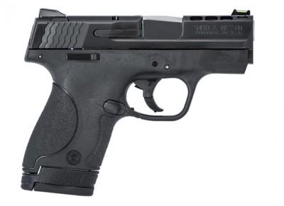 Smith & Wesson Performance Center Ported M&P Shield 9mm Handgun