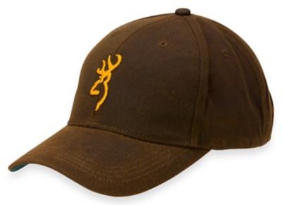 Browning 3-D Buckmark Dura-Wax Hat' data-lgimg='{