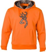 Men's Browning Buckmarck Sweatshirt