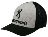 Men's Browning Branded Flex Cap