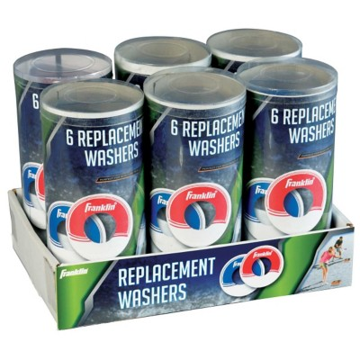 Franklin Sports 6 Pack Replacement Washers