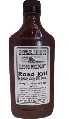 Montana Redneck Sauce Road Kill BBQ Sauce' data-lgimg='{