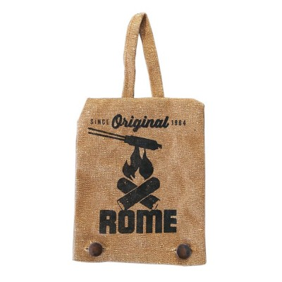 Rome Industries Single Pie Iron Canvas Cover Bag' data-lgimg='{