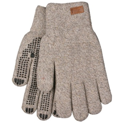 Kinco Lined Full Finger with PVC Dots Glove