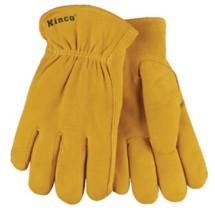 Kinco Lined Split Deerskin Leather Glove