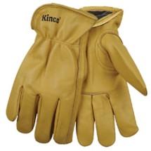 Kinco Lined Grain Cowhide Leather Glove