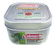 Coleman Scented Citronella Insect Repellent Candle