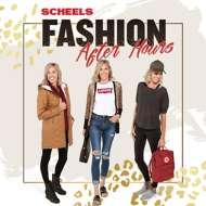 Eau Claire SCHEELS Fashion After Hours Shopping Event