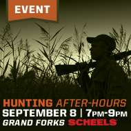 Grand Forks SCHEELS Hunting After Hours Shopping Event