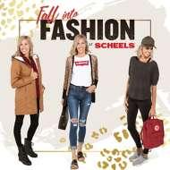 Fall into Fashion at Moorhead SCHEELS