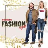 Sandy SCHEELS Fashion Event