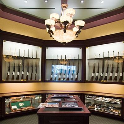 premium gun room