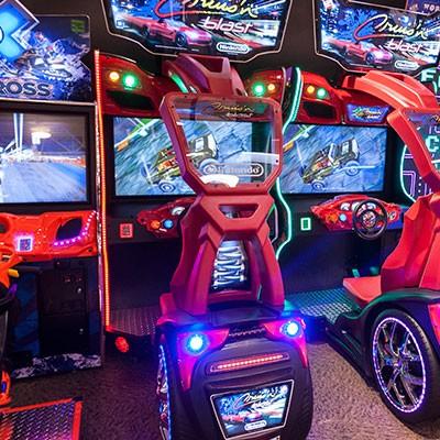 Games and Simulators