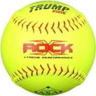 "Trump The Rock ASA 11"" Softball"