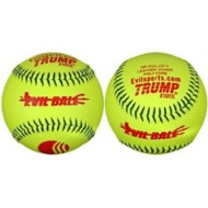 "Trump Evil Classic Plus 12"" Softball"