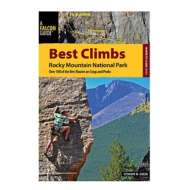 Liberty Mountain Best Climbs Rocky Mountain National Park Book