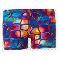 Grade School Girls' Gem Gear Kaleidoscope Short