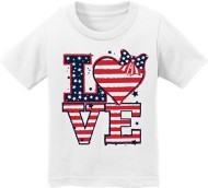 Youth Girls' Spectrum Love Short Sleeve Shirt