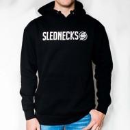 Slednecks New Stencil Pullover Hoodie
