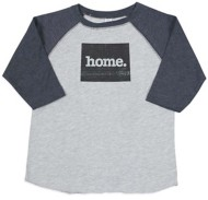 Youth Home State Apparel Raglan 3/4 Sleeve Shirt