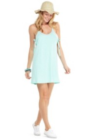 Women's Lagaci Finders Keepers Swim Dress Cover-Up