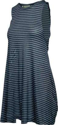 Women's Lagaci Stripes To summer Swim Dress Cover Up