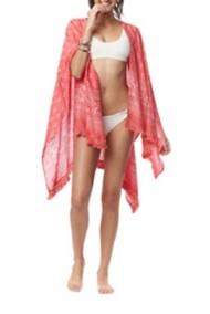 Women's Lagaci Nomadic Life Kimono Cover Up