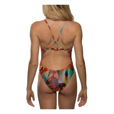 Women's Jolyn Perry Fixed Back Swimsuit