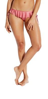 Women's Seafolly Shine On Loop Tie Side Hipster Bikini Bottom